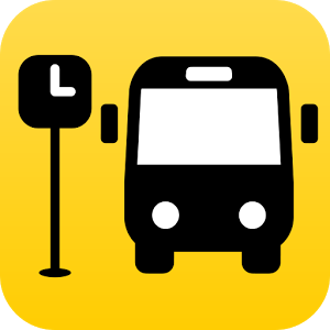 bus colored icon