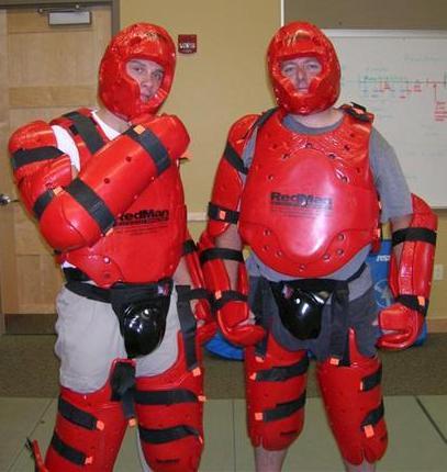Red Man Training
