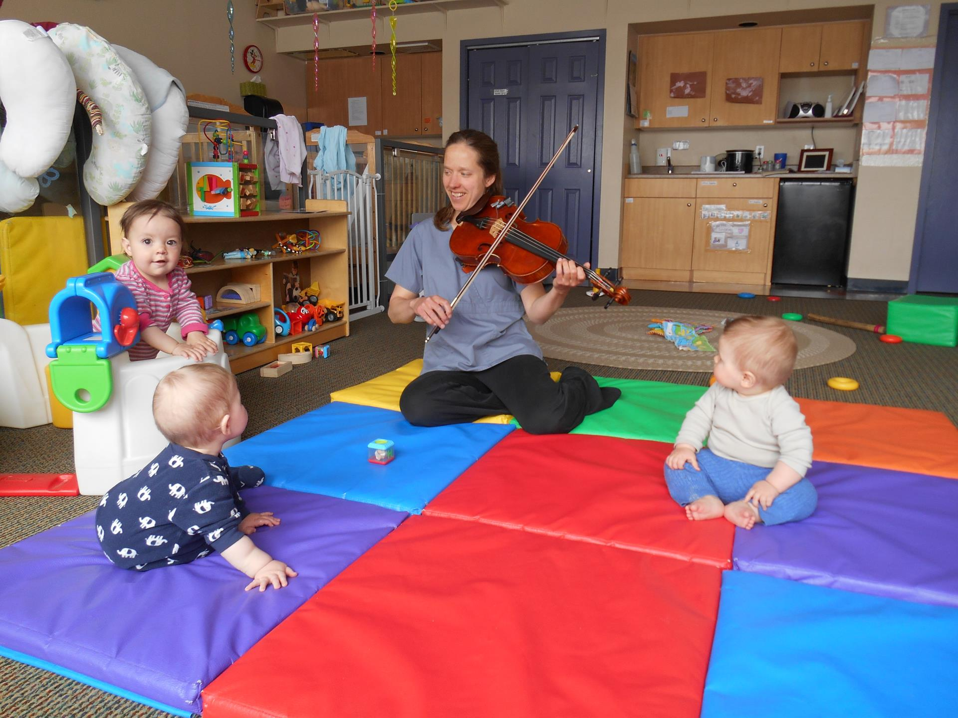 Babies & Music at Carriage House